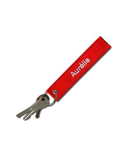 Porte-clés Remove Before Flight / Aurélie