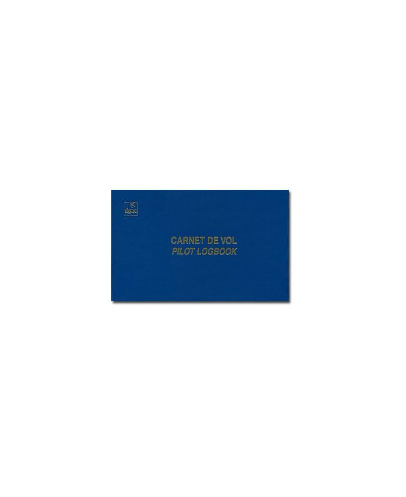Carnet de vol Avion D.G.A.C. U.E. 1178/2011