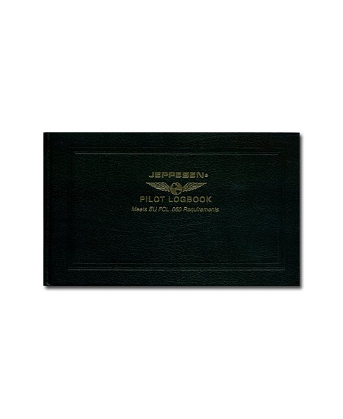Carnet de vol Jeppesen European Professionnal (E.U. -F.C.L. .050 Requierements)