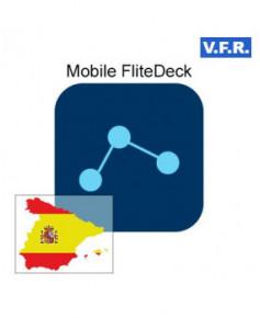 Mobile FliteDeck V.F.R. Espagne - Trip kit