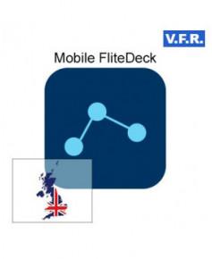 Mobile FliteDeck V.F.R. Royaume-Uni - Trip kit