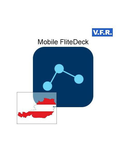 Mobile FliteDeck V.F.R. Autriche - Trip kit