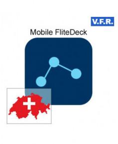 Mobile FliteDeck V.F.R. Suisse - Trip kit