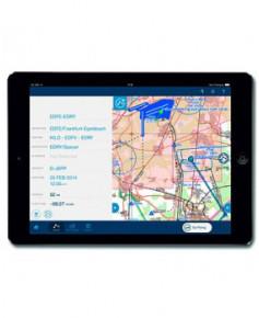 Mobile FliteDeck V.F.R. Suisse avec mise à jour pendant 1 an