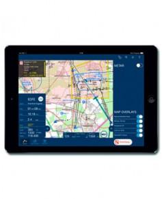 Mobile FliteDeck V.F.R. Benelux avec mise à jour pendant 1 an