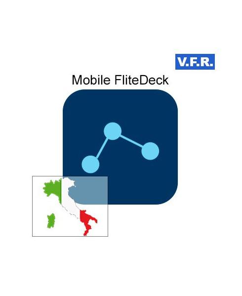 Mobile FliteDeck V.F.R. Italie - Trip kit