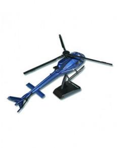 Hélicoptère jouet AS350 Écureuil - 1/43e