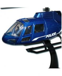Hélicoptère jouet AS350 Police - 1/43e