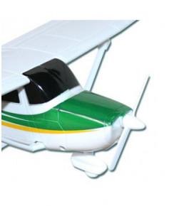 Maquette plastique Cessna 172 Skyhawk avec roues