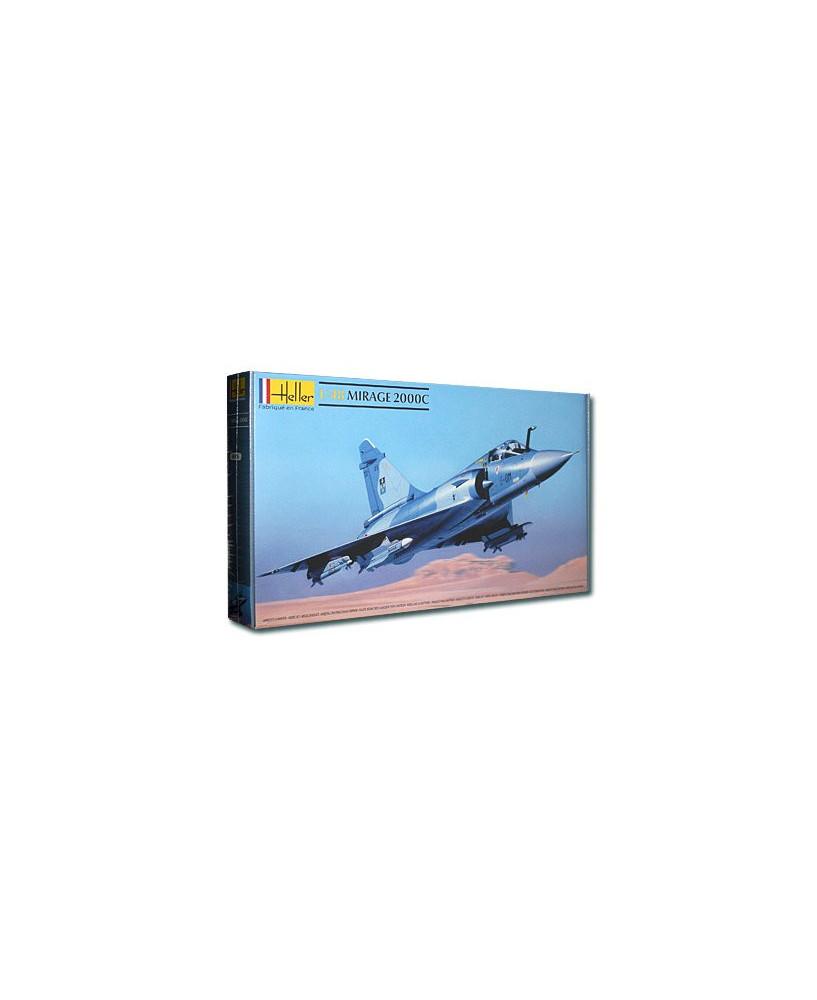 Maquette à monter Mirage 2000 C - 1/48e