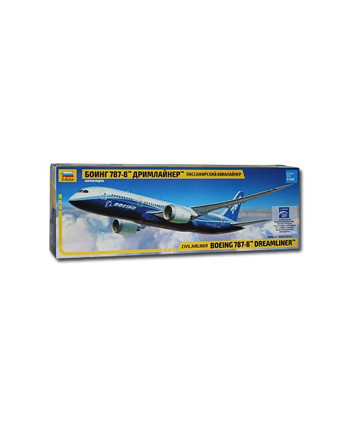 Maquette à monter Boeing 787-8 Dreamliner - 1/144e
