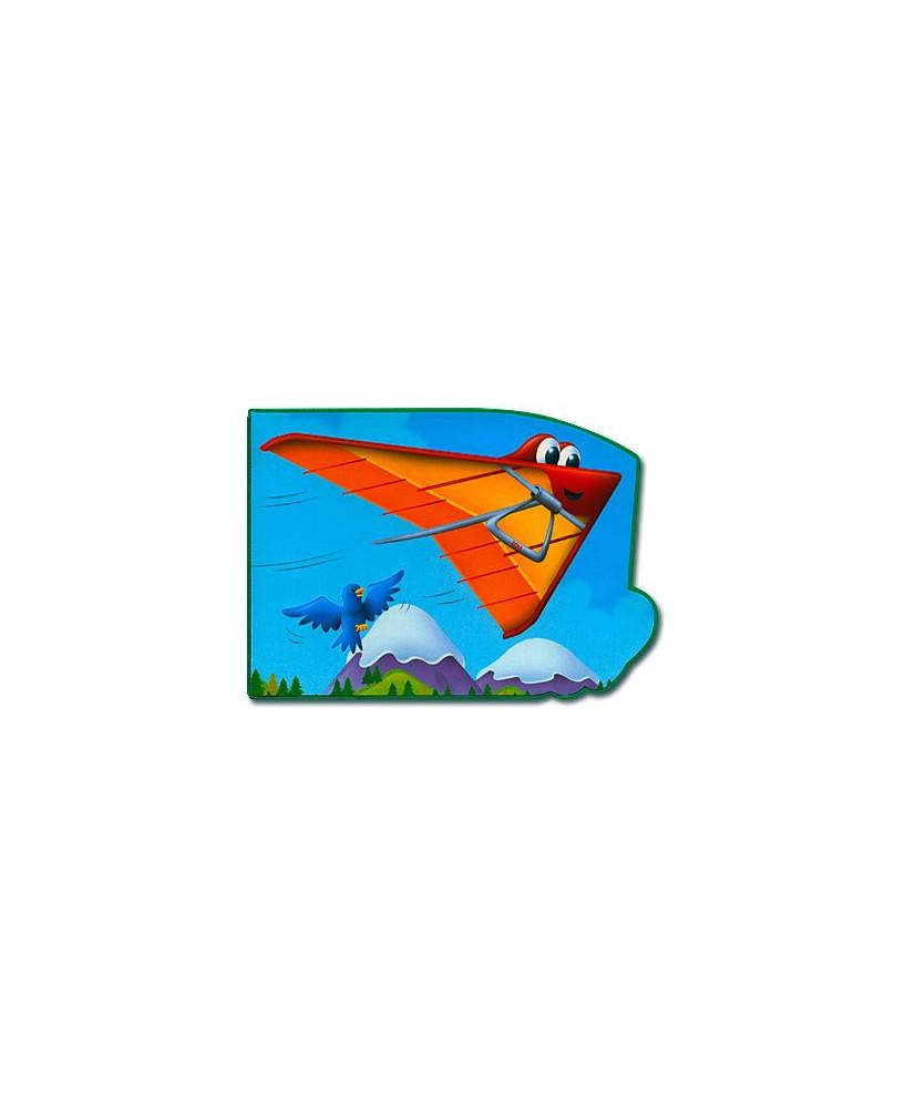 Mini-engins de montagne - Le deltaplane Zou