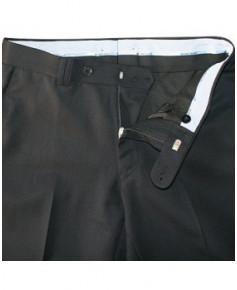 Pantalon homme extensible bleu marine - Taille 44