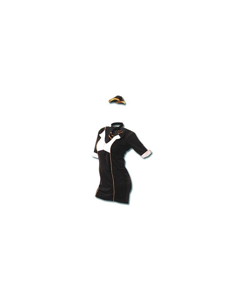 Costume hôtesse de l'air