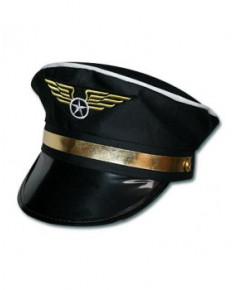 Casquette pilote déguisement