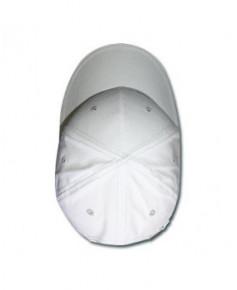 Cap'Aéro coton blanche - casquette Aviation Passion