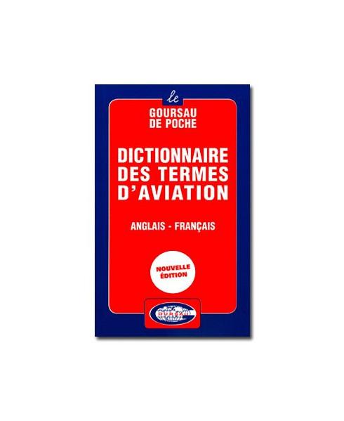 Dictionnaire des termes d'aviation (EN/FR)