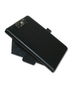 Planchette de vol simili-cuir ASA pour iPad Air