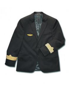 Veste pilote / C.D.B. AVEC boucle Nelson et AVEC ailes de poitrine - Taille 54