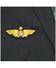 Veste pilote / C.D.B. SANS boucle Nelson et AVEC ailes de poitrine - Taille 54