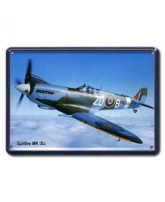 Mini plaque décorative Spitfire Mk IXc