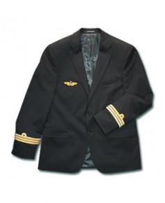 Veste co-pilote / O.P.L. AVEC boucle Nelson et AVEC ailes de poitrine - Taille 48