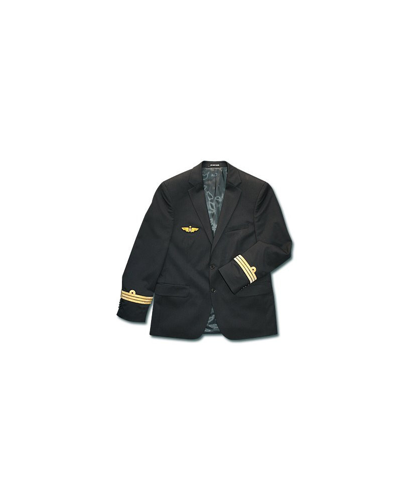 Veste co-pilote / O.P.L. AVEC boucle Nelson et AVEC ailes de poitrine - Taille 58