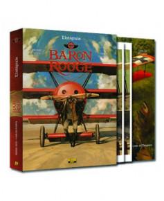 Baron rouge - Tome 3 : Donjons et Dragons - Avec coffret
