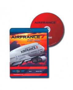 Blu-ray World Air Routes - Air France B747-400