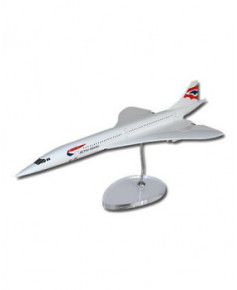 Maquette résine Concorde British Airways - 1/100e