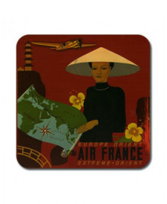 Dessous de verres affiches Air France