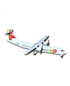 Maquette métal ATR72-600 TAP Express - CS-DJA - 1/500e