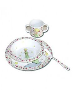 Coffret cadeau 4 pièces - La rose du Petit Prince