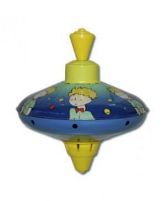 Petite toupie sonore Petit Prince