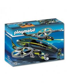 Navette d'attaque des Mega Masters Playmobil®