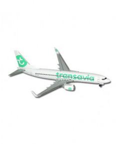 Maquette métal B737-800 Transavia - 1/500e