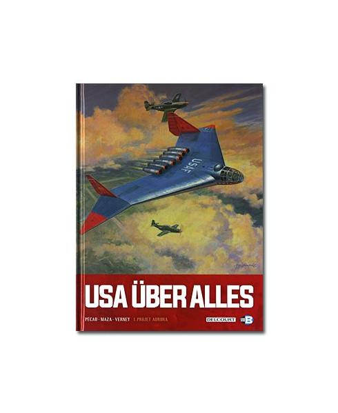 USA Über Alles - Tome 1 : Projet aurora