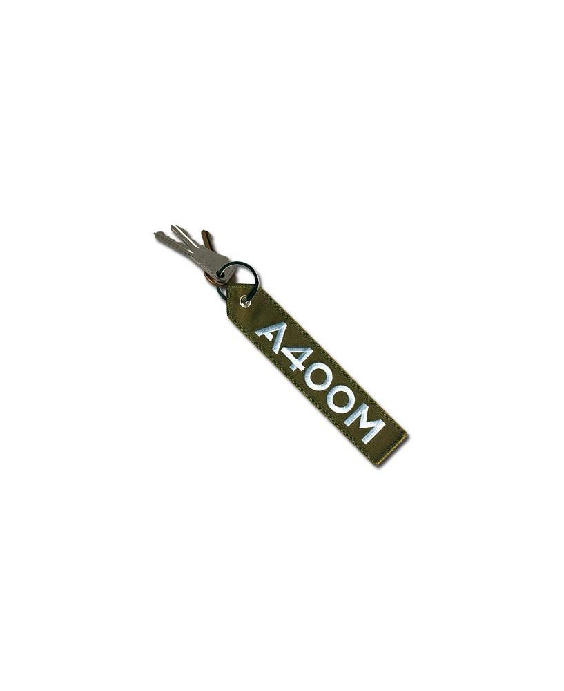 Porte-clés brodé A400M