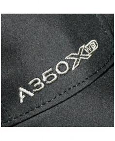 Casquette A350 XWB façon carbone