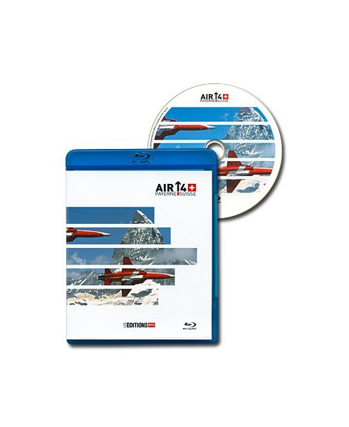 Blu-ray Air14 - Payerne