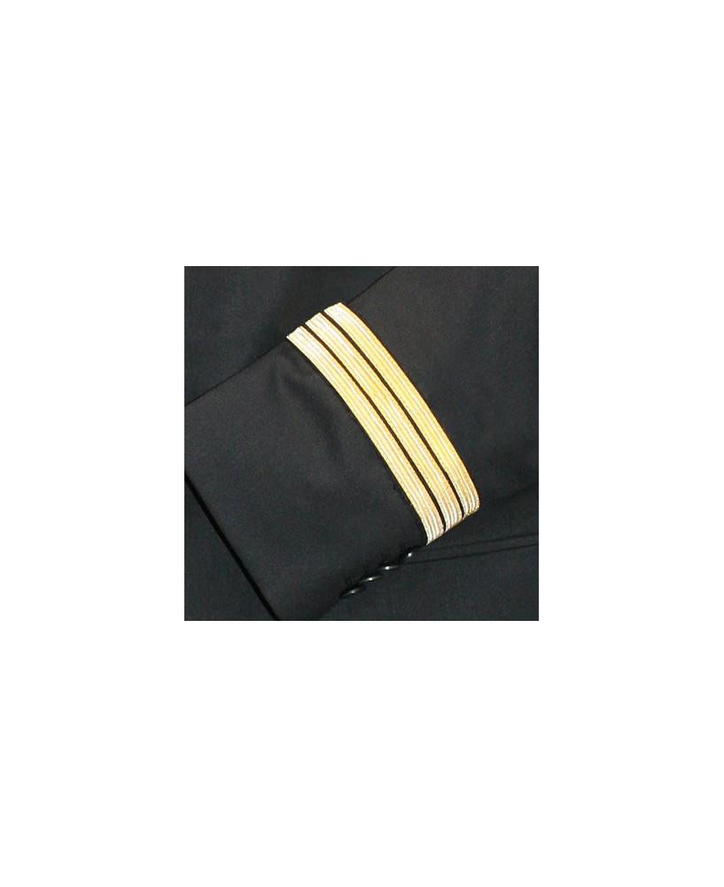 Veste co-pilote / O.P.L. SANS boucle Nelson et SANS ailes de poitrine - Taille 46
