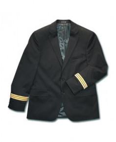 Veste co-pilote / O.P.L. SANS boucle Nelson et SANS ailes de poitrine - Taille 50