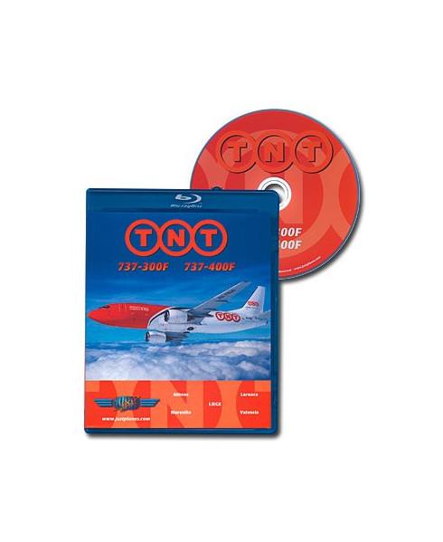 Blu-ray World Air Routes - TNT B737-300F et B737-400F