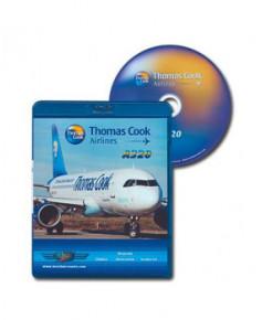 Blu-ray World Air Routes - Thomas Cook A320