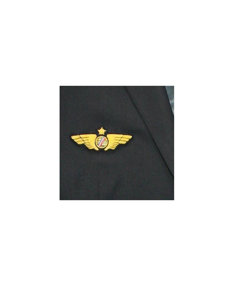 Veste pilote / C.D.B. SANS boucle Nelson et AVEC ailes de poitrine - Taille 46