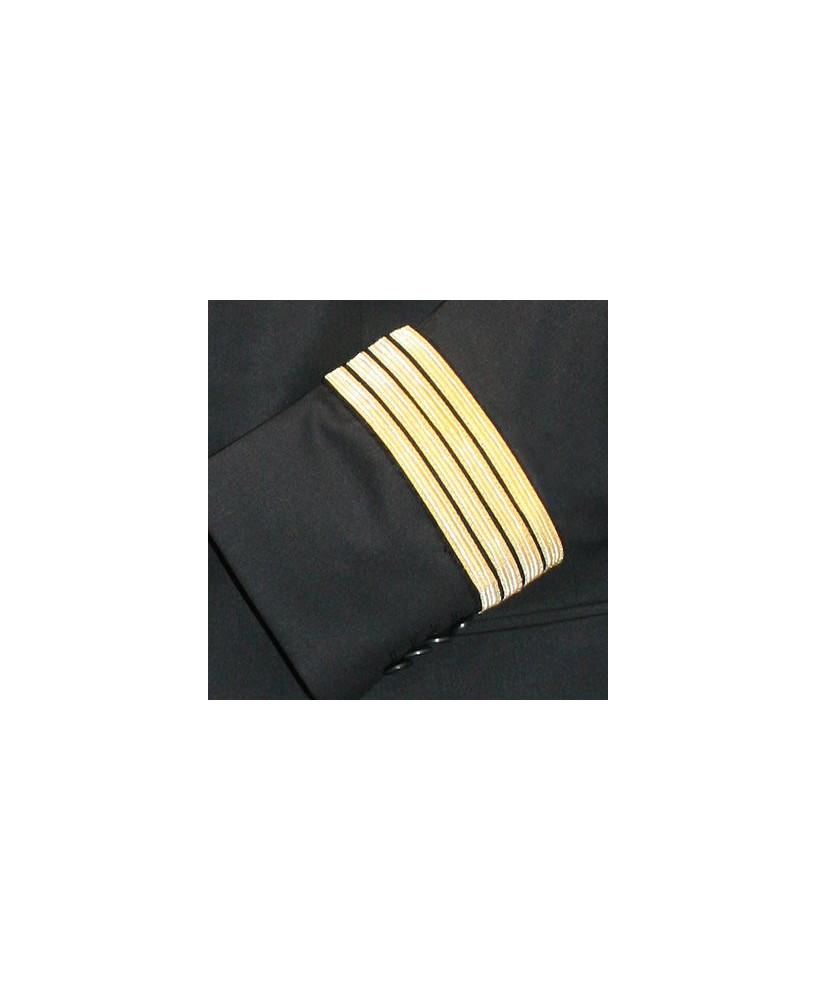 Veste pilote / C.D.B. SANS boucle Nelson et AVEC ailes de poitrine - Taille 50