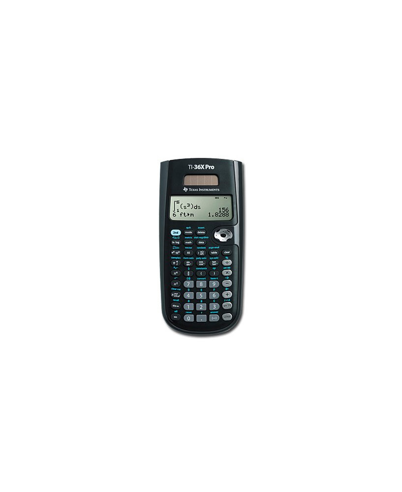Calculatrice Texas Instruments TI 36 X PRO