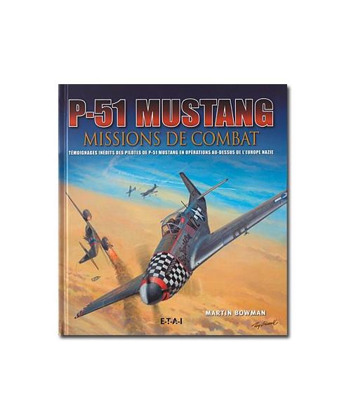 P-51 Mustang : Missions de combat
