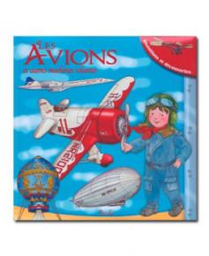 Les avions et autres machines volantes
