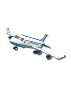 Grand avion de passagers Sluban®